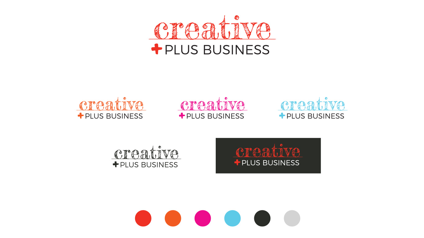Creative Pluc Business ReBrand by Wild Honey Creative Design Agency